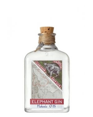 Elephant Gin bei GIN IN A BOTTLE