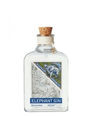 Elephant Strength Gin - wuchtig aromatisch