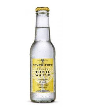 Fever-Tree Indian Tonic für einen klassischen GT