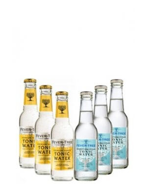 Fever-Tree Tonic-Set bei GIN IN A BOTTLE