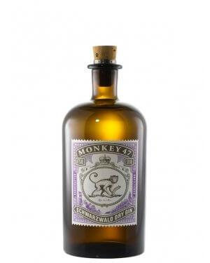 Der Monkey 47 Gin ist weltweit der bekannteste deutsche Gin.
