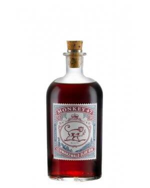 Monkey 47 Sloe Gin ist die Likörvariante des bekannten Schwarzwälder Gins.