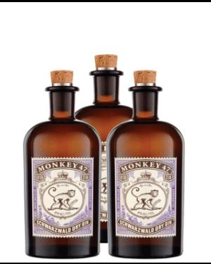 Monkey 47 Gin im Dreierpack bei GIN IN A BOTTLE