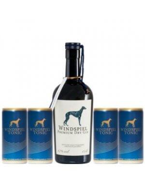 Windspiel Gin-Set für Genießerherzen