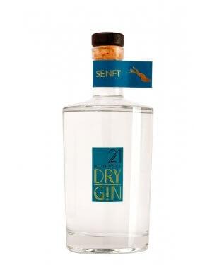 Senft 21 Dry Gin vom Bodensee in der großen Flasche