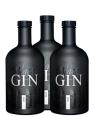 Black Gin im Dreierpack