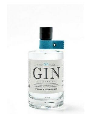 Feiner Kappler Gin verzaubert durch die Gemeine Wegwarte.