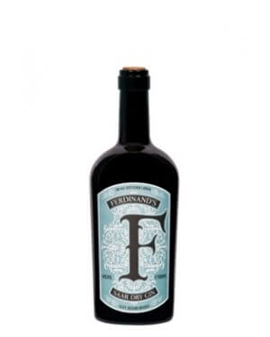 Ferdinand's Saar Dry Gin mit einer feinen Weininfusion