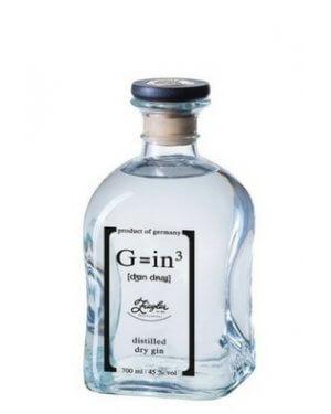 Ziegler G=in3 Classic - markante Flasche, unbestechliches Aroma