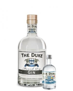 The Duke Gin mit gratis Wanderlust Mini