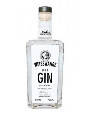 Der Weisswange Dry Gin gleicht einem kostbaren Parfum.