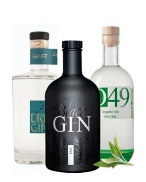 Grill Gins bei GIN IN A BOTTLE