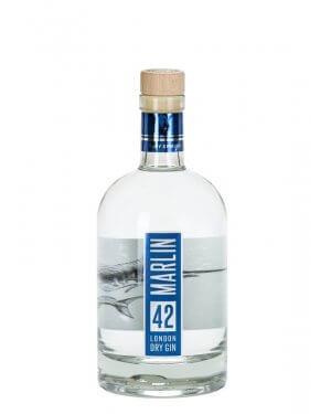 Der Marlin 42 Gin fühlt sich auf hoher See zuhause.