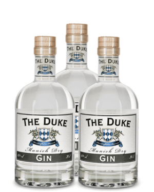The Duke Gin Dreierpack