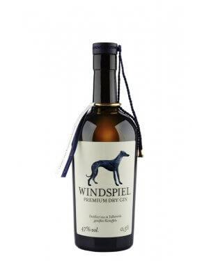 Der Windspiel Gin begeistert durch seine unglaubliche Milde.