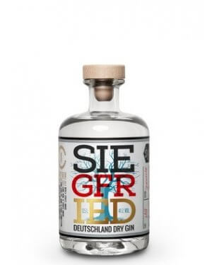 Sonderedition Siegfried Gin Spielmacher