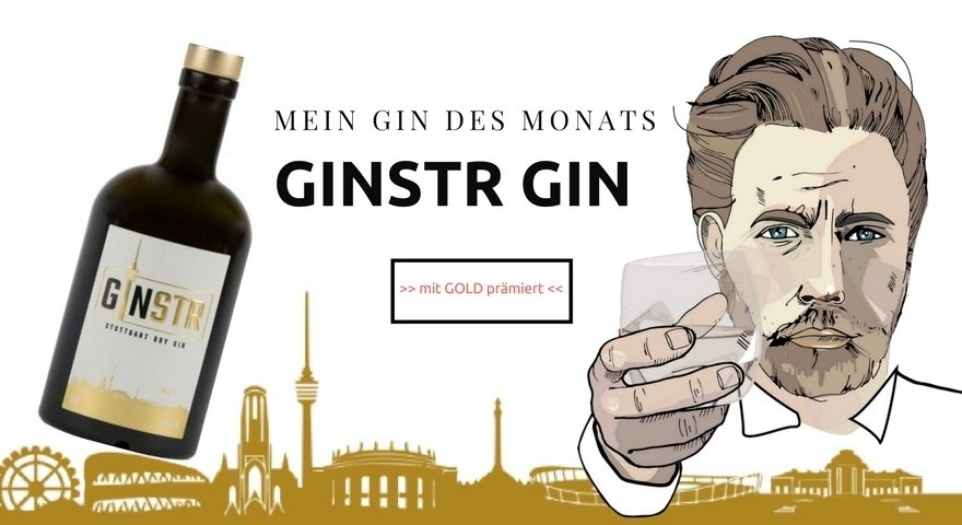 Slider 1 - Gin des Monats
