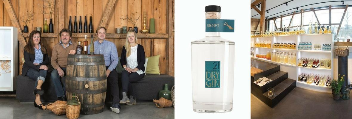 Vom Riesling verführt - Der Senft 21 Dry Gin